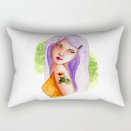 Princess and The Frog Rectangular Pillow