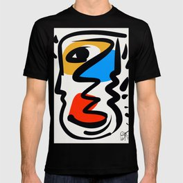 P was in my head ??? T-shirt