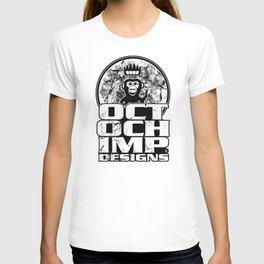 Octochimp Designs T-shirt