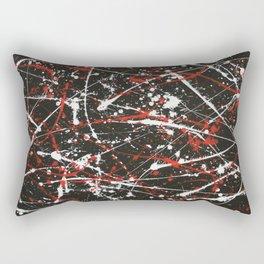 The Descent Rectangular Pillow