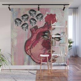 It Wasn't Love Wall Mural