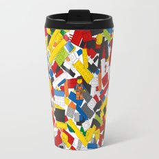 The Lego Movie Travel Mug