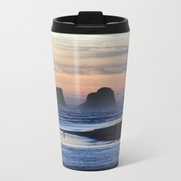 Cannon Beach Oregon Travel Mug