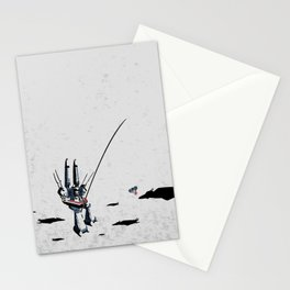 Super Downtime Fortress Stationery Cards