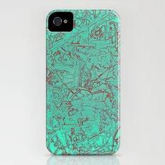 Aumcolored iPhone (4, 4s) Slim Case