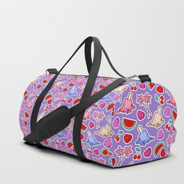 Explosion at the candy shop! Duffle Bag