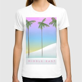 middle east morning rise. T-shirt