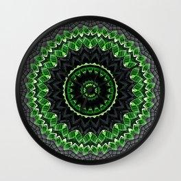 Emerald City Wall Clock