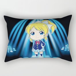Love Live! - Eli Ayase (chibi edit) Rectangular Pillow