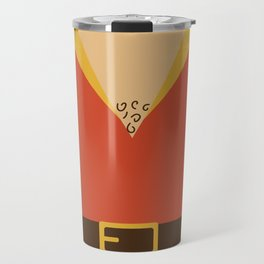 Kill The Beast Travel Mug
