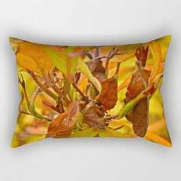 Autumn colour Rectangular Pillow