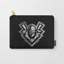 Logo Grey Ninja Carry-All Pouch