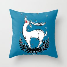 This Christmas Enjoy the Simple Things Throw Pillow