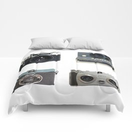 Yashica-Mat twin lens reflex Comforters