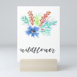 Wildflower Mini Art Print