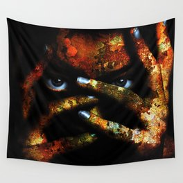 Apocalyptic Skin Wall Tapestry
