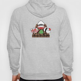 Super Blooper Sushi is what's for dinner Hoody