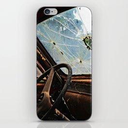 Junkyard Truck. iPhone Skin