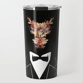 Flowers clerk Travel Mug