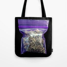 gram of cannabis Tote Bag
