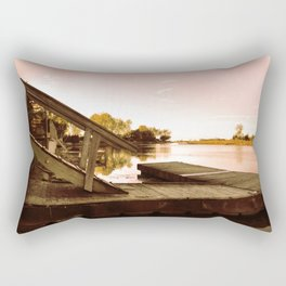 Cottage Sky Rectangular Pillow