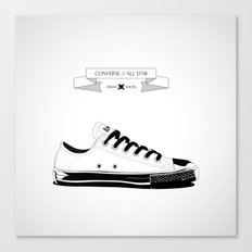 URBAN SHOES // 04 Canvas Print