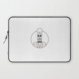 Grim Fandango - Manny Calavera Laptop Sleeve