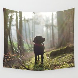 Magic Woods Wall Tapestry