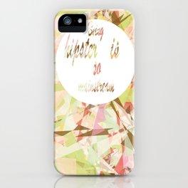 #8 iPhone Case