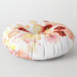 flowering Floor Pillow