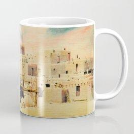 Dreaming of Taos Pueblo Coffee Mug