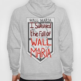 I Survived the Fall of Wall Maria Hoody