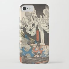 Takiyasha the Witch and the Skeleton Spectre iPhone 7 Slim Case