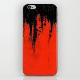 sketchbook iPhone Skin