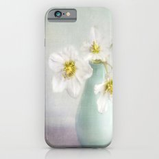 lovely Helleborus iPhone 6s Slim Case