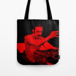 Frank Zappa - Celebrity (Photographic Art) Tote Bag