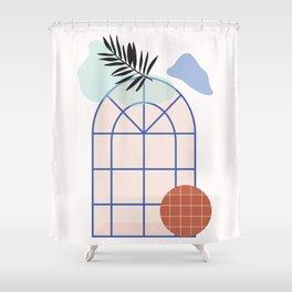 // Royal Gardens 02 Shower Curtain