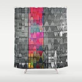 Grunge GS/C Shower Curtain
