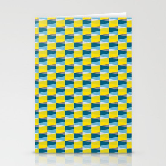 Aronde Pattern Stationery Cards
