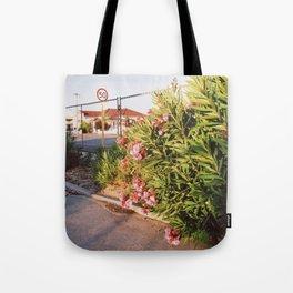 Oxford Plant Tote Bag