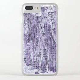 Fearing Not the Night Clear iPhone Case