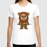 ewok T-shirts featuring Ewok forever by Bonitismo