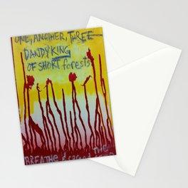 Haiku Number Five Stationery Cards