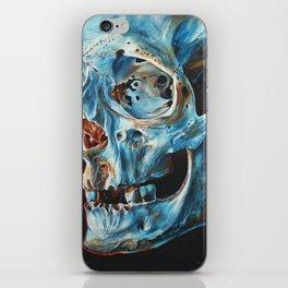 Skull II. iPhone Skin