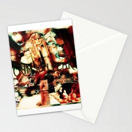 Beware, Of Crimson Peak Stationery Cards