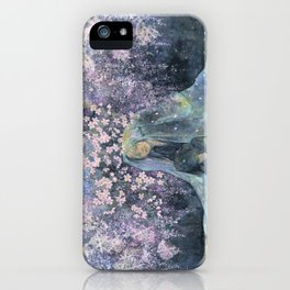 March - Forest of the flower - iPhone Case