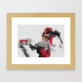 Doctor Harleen Framed Art Print