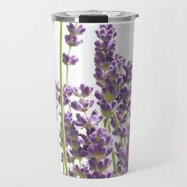 Purple Lavender #3 #decor #art #society6 Travel Mug
