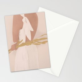 Field Girl Stationery Cards