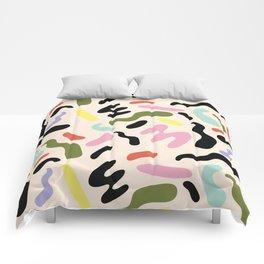 SQUIGGLE BEAN Comforters
